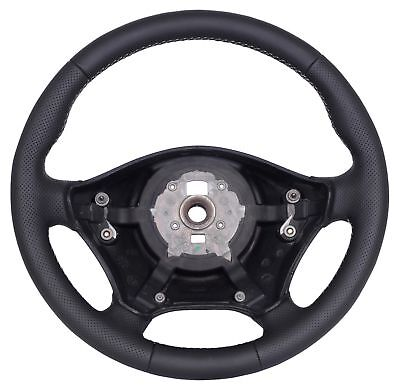 Leather Steering wheel fit to Mercedes Vito W639 year 2003-2010 Tuning 90-724