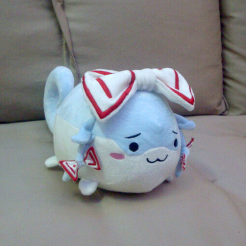 TouHou Project Cosplay Plush Toy Fujiwara izumi Komeiji Koishi Soft Cushion Doll