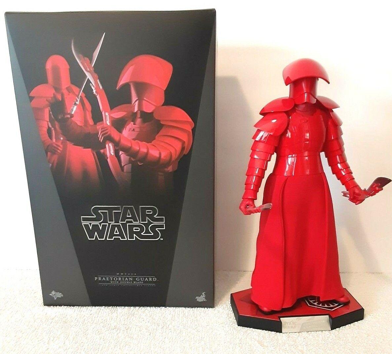 Hot Toys Star Wars: The Last Jedi Praetorian Guard (Double Blade) 1/6 Figure  on eBay thumbnail