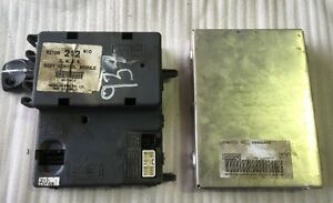 Holden-Commodore-Body-Control-Module-BCM-ECU-amp-A-Keypad-to-suit-VX-WAGON-212-MID