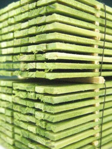 DUHA 18276 Bretterstapel aus grünen Brettern Spur 0