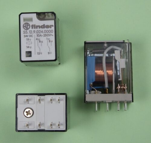 IMO EA2-5NU 5V DPCO Signal Relay EA2