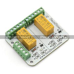 SainSmart-2-Kanal-Signal-Relay-Relais-Board-4-Arduino-UNO-2560-R3-Duemilanove