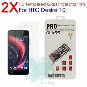 2X-Tempered-Glass-Screen-Protector-Protection-Guard-Film-for-HTC-Desire-10-Pro