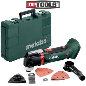 Metabo-MT18LTX-18v-cordless-compatto-multi-corpo-dello-strumento-Custodia-MetaLoc-613021840
