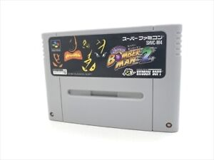 SUPER-BOMBERMAN-2-Super-Famicom-Bomber-Man-SNES-Cartridge-Only-Japan-Video-games