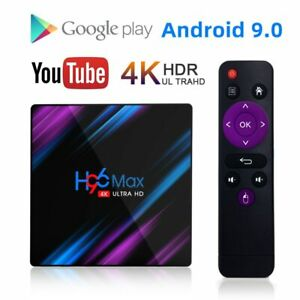 H96-MAX-RK3318-Astuto-di-Android-TV-Box-16GB-32GB-64GB-Media-player-4K-Wifi-Netf