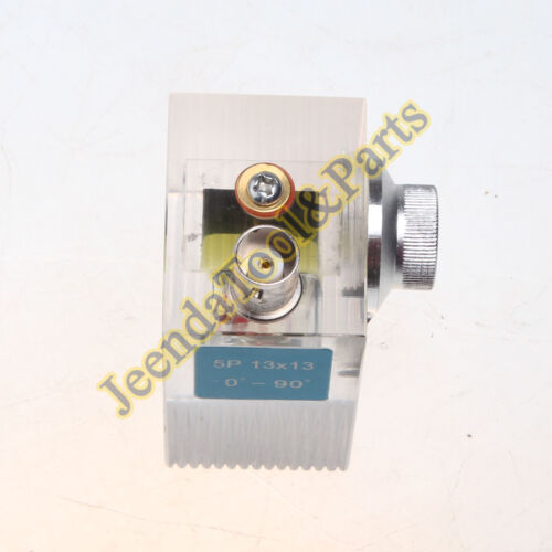 Nouvelle Variable Angle Ajustable sonde transducteur capteur de Ultrasonic faille Détecteur