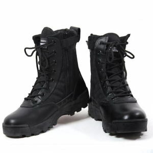 Men-Desert-Tactical-Ankle-Boots-Lace-Up-High-Top-Breathable-Hiking-Military-Shoe