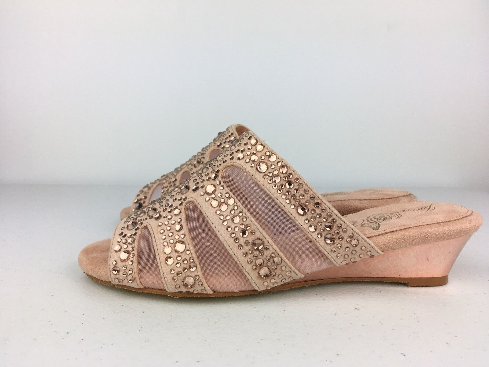 Man's/Woman's Joan Boyce Blush Sandal Various styles Let our products Brand go to the world Brand products feast 431ff7