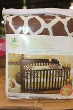Disney Baby The Lion King Jungle Fun Secure-Me Crib Bumper New