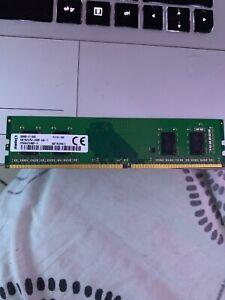 RAM DDR4 4Gb 2400Mhz Kingston