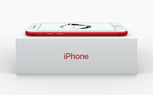 Apple iPhone7 plus 7+ 128gb Red Special Edition Unlocked Agsbeagle New Latest