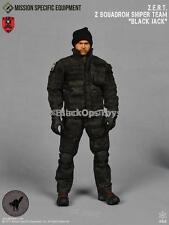 1/6 Action Figure MSE ZERT Black Jack Sniper Black Multicam Kitanica Uniform 16