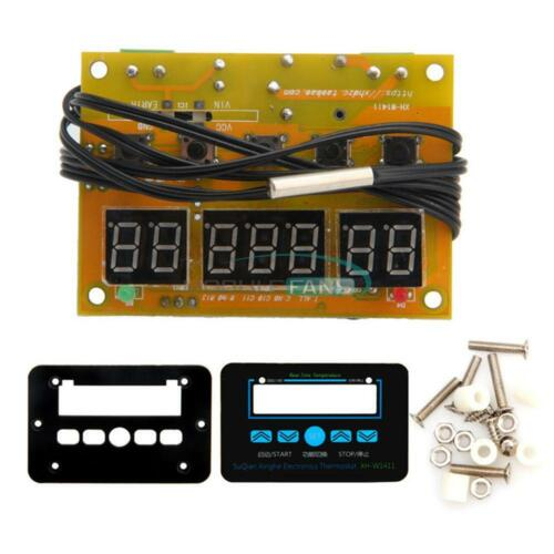 12V//220V XH-W1411 LED Temperature Controller 10A Thermostat Control Switch Probe