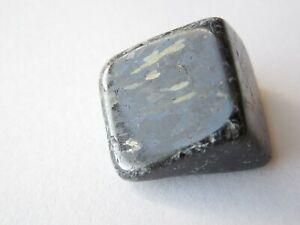 18x18x15mm-RARE-GENUINE-NATURAL-TUMBLED-NUUMMITE-12-4g-GREENLAND-Orgone-113
