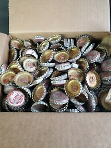 Vintage Coca-Cola Bottle Caps/Lot of 3 lbs./Tour Edition's of USA & World