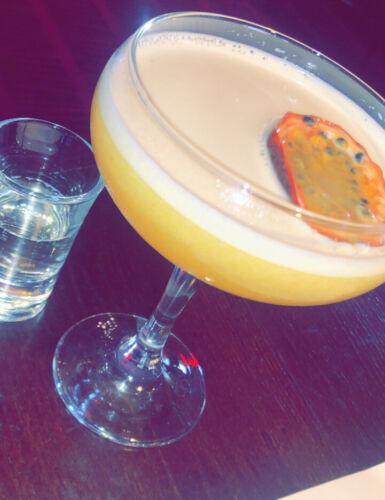 Cocktail Verre
