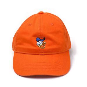 e27c4ed7331 Image is loading Official-DISNEY-Donald-Duck-Baseball-Cap-Snapback-Hat-