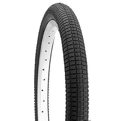 Tioga Powerblock Utc Bmx Tire Black Wall 24 X 1.60 Bike