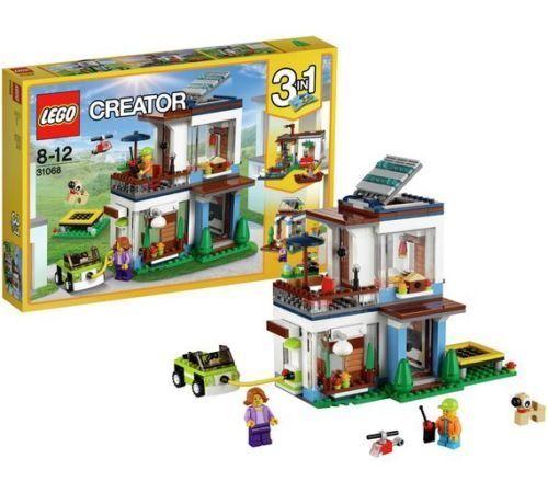 Lego 31068 - 3 en 1 Creator Set-modulaire maison moderne-LIVRAISON GRATUITE