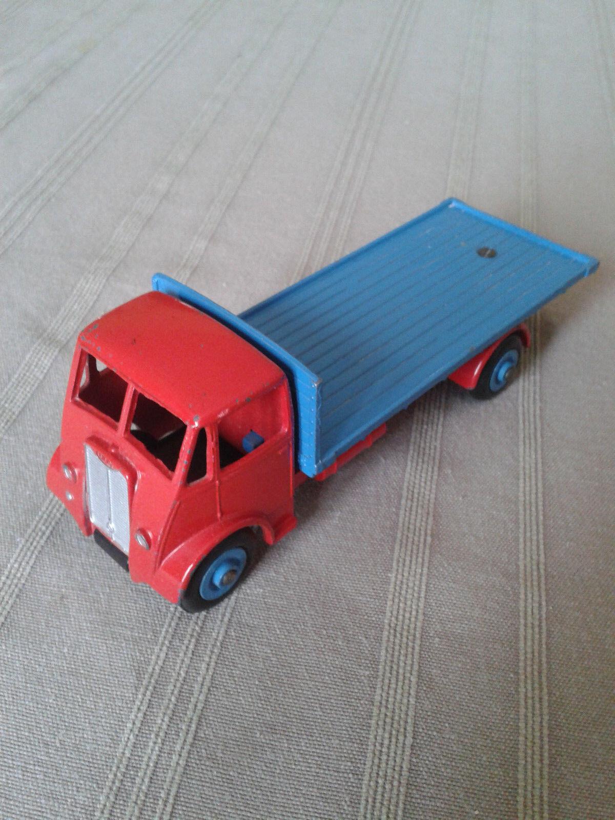 La nuit nuit nuit du carnaval de Noël est plus excitante Dinky toys 512 Guy Flat Truck 1947 rare colour version | Nouveau Produit  e18b91