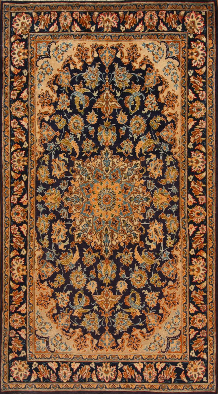 Alfombras orientales Auténticas hechas a mano persas 4400 (265 x 150) cm corta