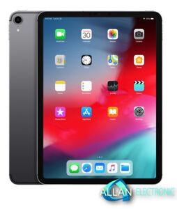 Nuevo-Apple-iPad-Pro-11-034-256GB-Wifi-Version-Space-Gray-Gris-espacial-2018