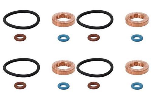 /> 16 choix 1//2 Diesel Elring X4 Injecteur Kit scellé pour VW Crafter 2E 2.0 11