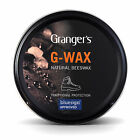 Grangers Fabsil G-wax Leather Natural Beeswax Polish Waterproofer Boot Shoe 80-Gram