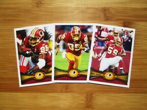 2012-Topps-Washington-Redskins-TEAM-SET