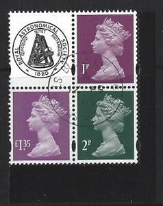 GREAT-BRITAIN-2020-VISIONS-OF-THE-UNIVERSE-3-NEW-STAMPS-EX-PRESTIGE-BOOKLET-FU