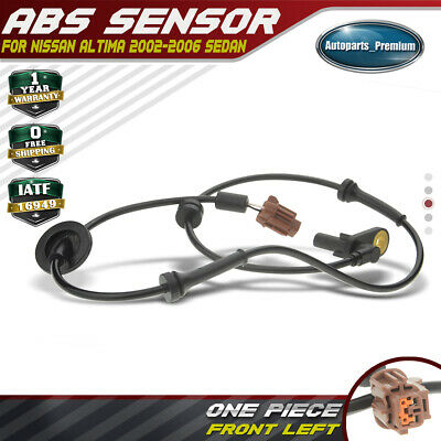 ABS Wheel Speed Sensor for Nissan 370Z 09-10 Infiniti G37 EX35 08-10 Rear Right