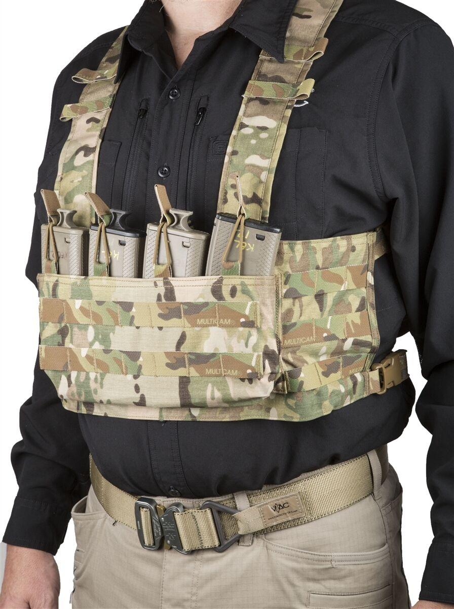 VTAC Viking Tactics Assault Chest  Rig Molle Version - VTAC-LG - NEW Choose color  luxury brand