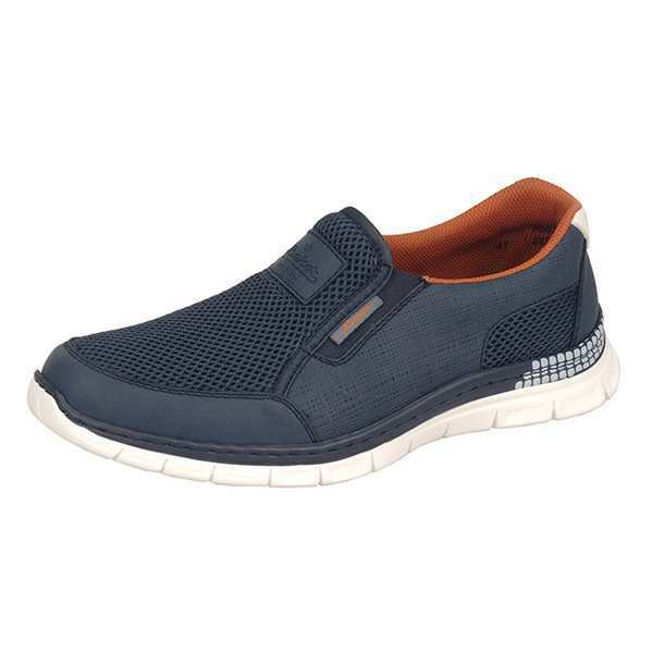 Herrenschuhe 41 46 Neu B4870 45 Rieker Herren Sneaker