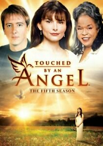 TOUCHED-BY-AN-ANGEL-SEASON-5-New-Sealed-7-DVD-Set