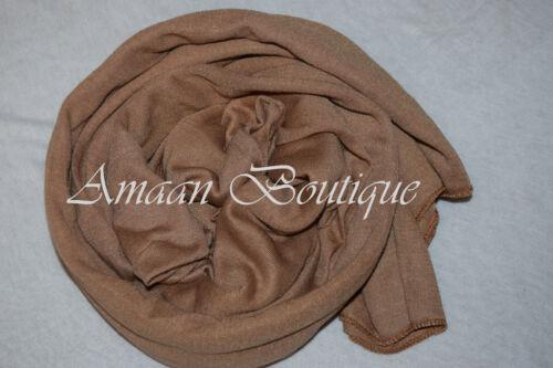 plain Chiffon  Scarf shawl Pashmina Shawl Wrap Plain Maxi Elegant