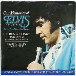 ELVIS-PRESLEY-Our-Memories-Of-Elvis-Volume-2-7IN-1979-ROCK-VG-NM