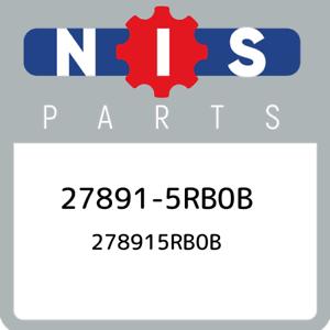 27891-5RB0B-Nissan-278915rb0b-278915RB0B-New-Genuine-OEM-Part