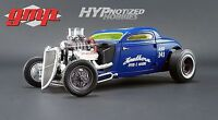 Gmp 1:18 1934 Southern Speed & Marine Altered Coupe Die-cast Blue 18829