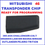 ID46-MITSUBISHI-TRANSPONDER-CHIP-LANCER-MAGNA-MIRAGE-OUTLANDER-PEJERO-TRITON-key thumbnail 1