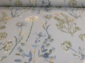 Puffin Charcoal Grey//Black Prestigious Textiles Cotton Curtain//Craft Fabric