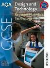 AQA GCSE Design and Technology: Resistant Materials Technology by Ian Fawcett, Roger R. Smith, Mick Whittle (Paperback, 2009)