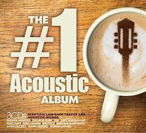 THE-1-ACOUSTIC-ALBUM-Shawn-Mendes-George-Ezra-CD-Sent-Sameday