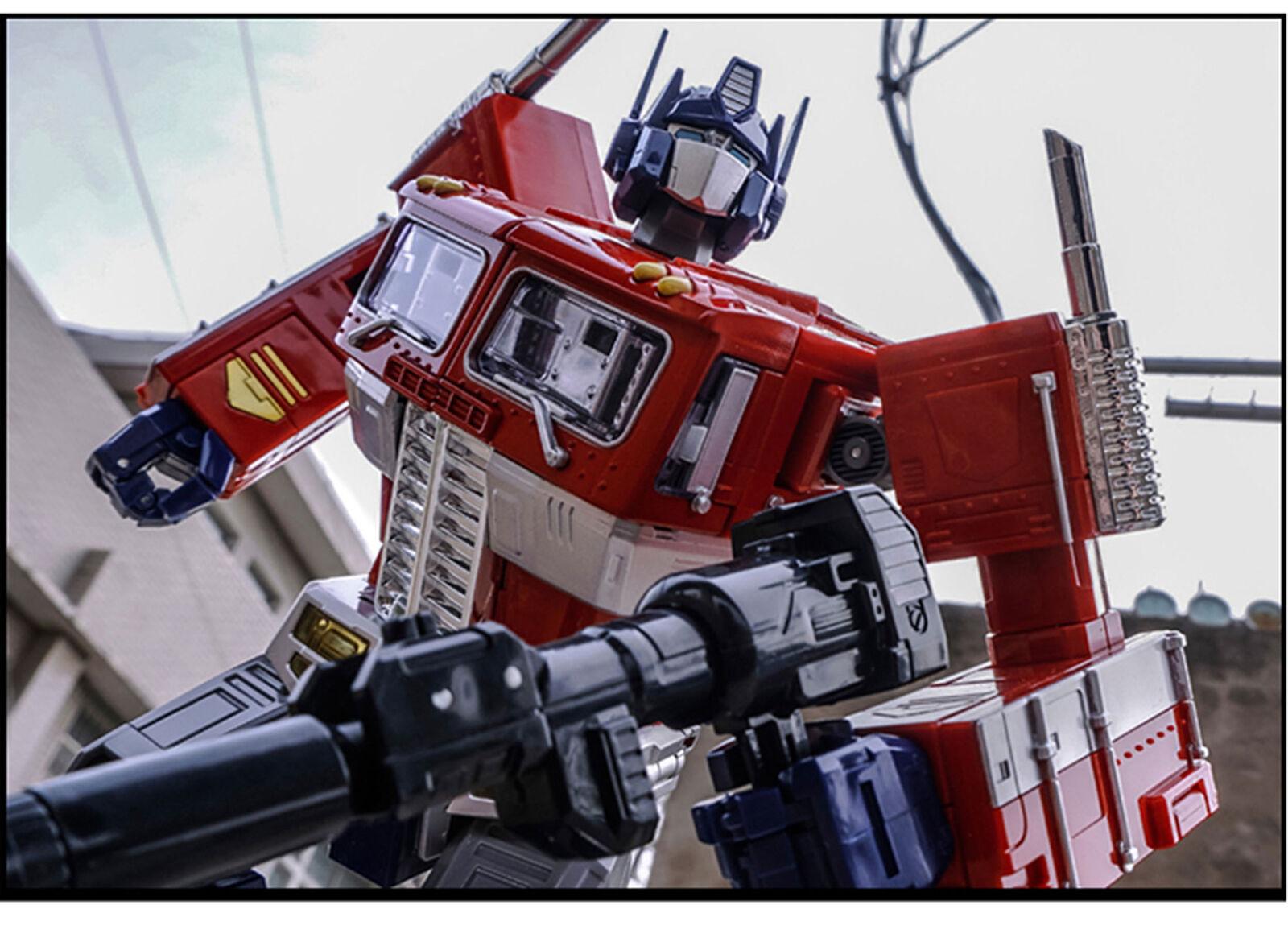 Transformers mpp10 weijiang Optimus Prime/mpp10 weijiang tráiler op Commander