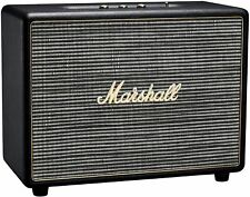 Marshall Audio Woburn Bluetooth Speaker with Aux RCA Optical Input - Black