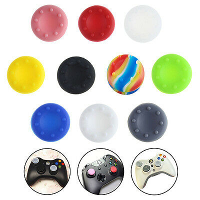 10X Analog Controller Thumb Grip Thumbstick Cap Cover for PS4 XBOX ONE Chic UKFT