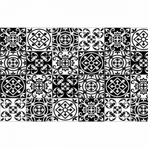 Boyle Self Adhesive PVC Vinyl Film Decorative Art Design 1.5M x 45cm