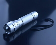 Silver WolfLight WF-501B CREE XM-L2 U2 LED 1200LM 1 Mode 18650 Flashlight Torch