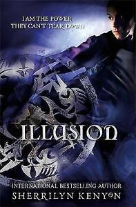 Illusion-by-Kenyon-Sherrilyn-ExLibrary
